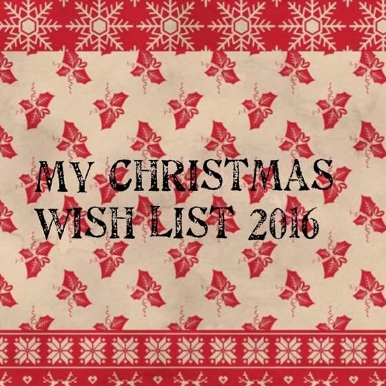 christmas list 2016